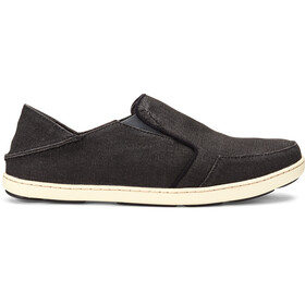 OluKai Nohea Lole Shoes Herr black/dark shadow